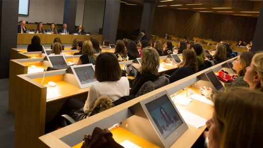 Sesión informativa de la IV Edición del Proyecto Promociona