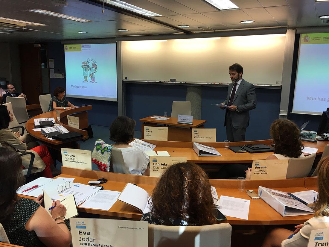 Apertura Cuarta Edición - Juan Carlos Tejeda - Director General CEOE Formación