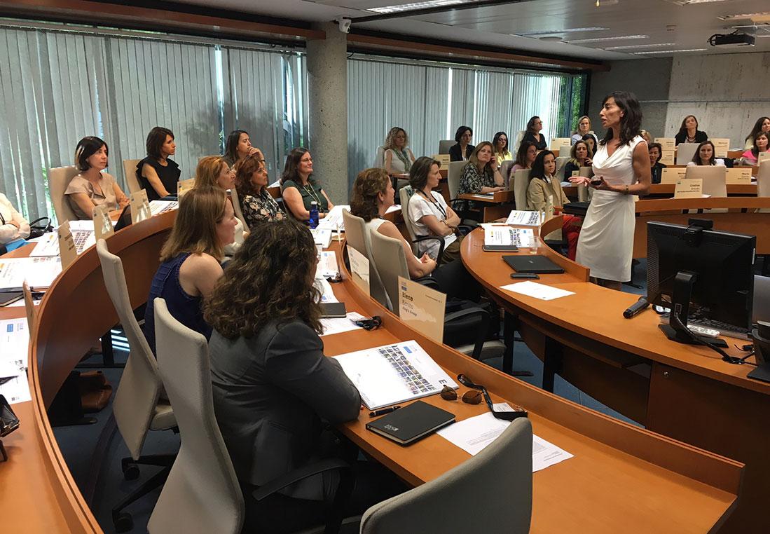 Apertura Cuarta Edición - Patricia Caoqui Profesora Promociona-ESADE